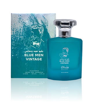 Sultan Essancy Blue Men Vintage Eau de Parfum 100ml Sultan Essancy Spray