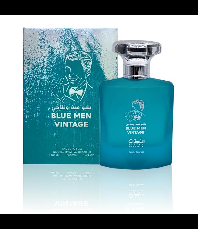 Sultan Essancy Blue Men Vintage Eau de Parfum 100ml Sultan Essancy