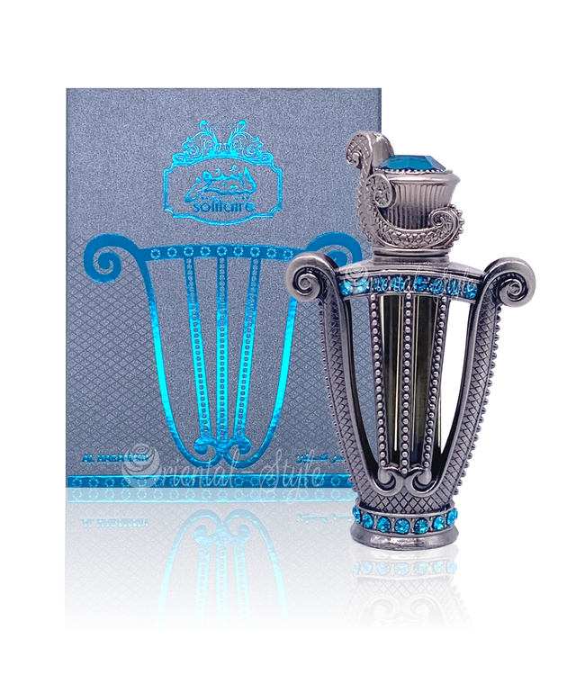 Al Haramain Parfümöl Solitaire von Al Haramain 12ml Attar Parfüm