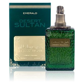 Ard Al Zaafaran Perfumes  Desert Sultan Emerald Eau de Parfum 100ml Ard Al Zaafaran