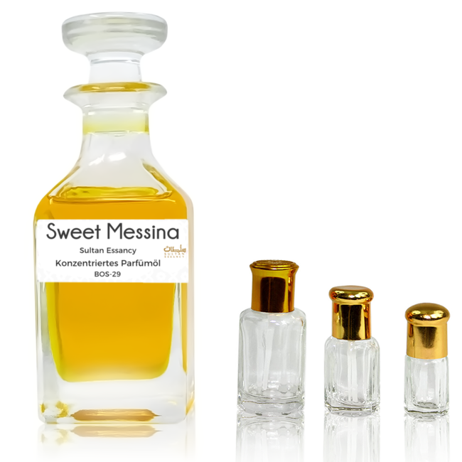 Sultan Essancy Perfume oil Sweet Messina by Sultan Essancy