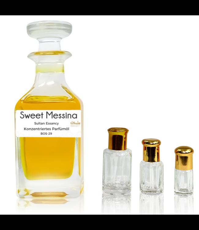 Parfümöl Sweet Messina von Sultan Essancy - Parfüm ohne Alkohol