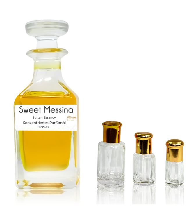 Perfume oil Sweet Messina by Sultan Essancy - Perfume free from alcohol