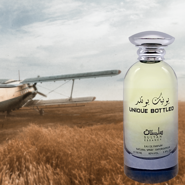 Parfüm Unique Bottled Eau de Perfume von Sultan Essancy