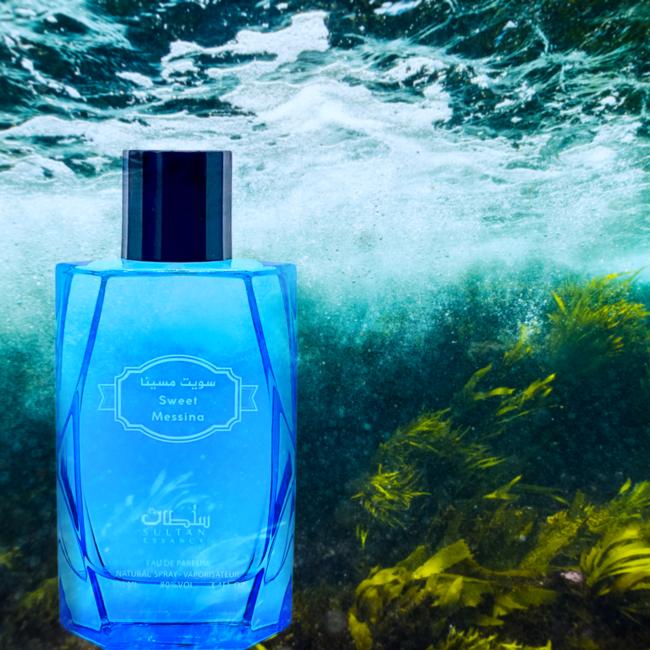 Parfüm Sweet Messina Eau de Perfume von Sultan Essancy