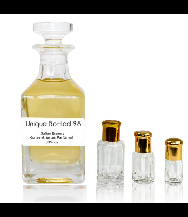 Parfümöl Unique Bottled 98 - Parfüm ohne Alkohol