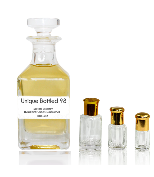 Perfume oil Unique Bottled 98 - Perfume free from alcohol