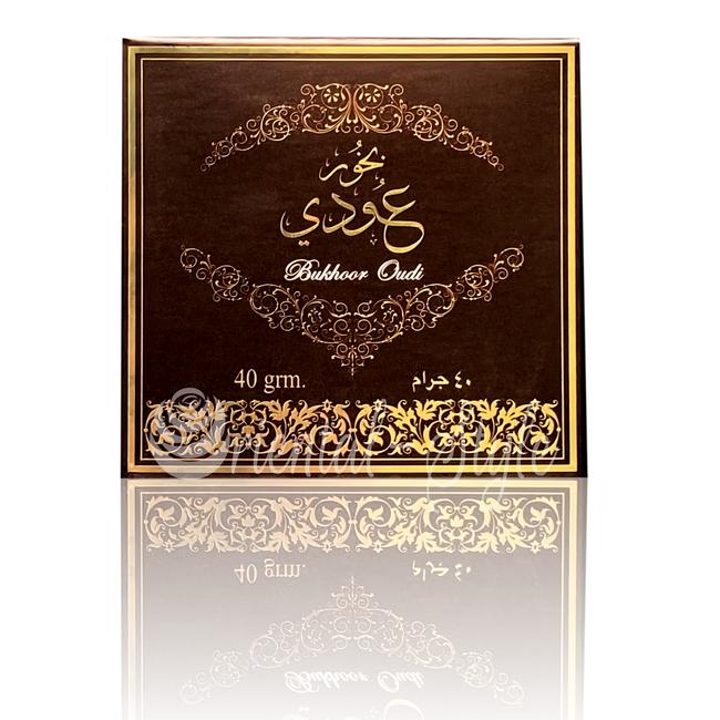 Ard Al Zaafaran Perfumes  Bukhoor Oudi Ard Al Zaafaran 40g