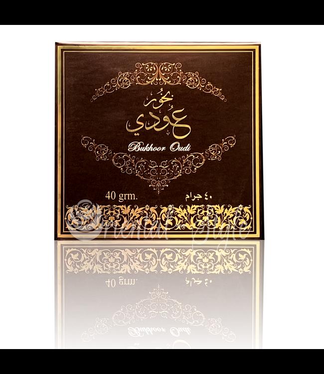 Ard Al Zaafaran Perfumes  Bukhoor Oudi Räucherwerk (40g)
