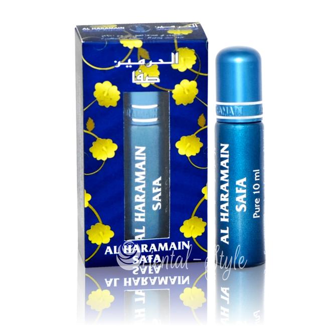 Al Haramain Perfume oil Safa by Al Haramain10ml