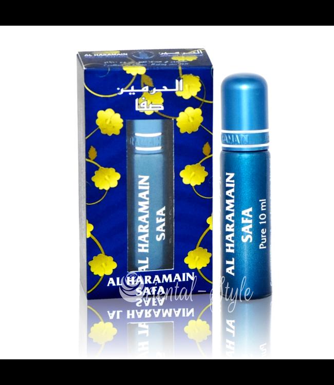 Al Haramain Konzentriertes Parfümöl Safa 10ml - Parfüm ohne Alkohol