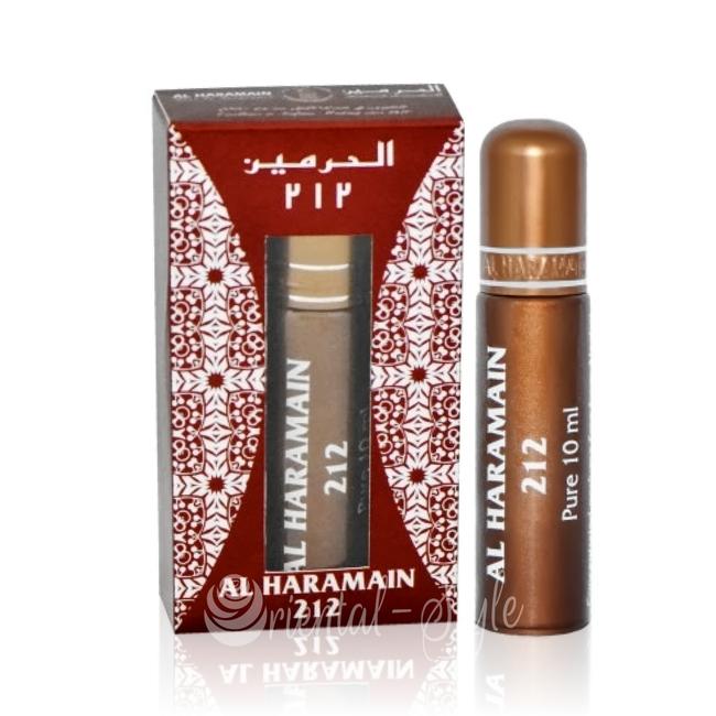 Al Haramain Perfume oil 212 by Al Haramain 10ml
