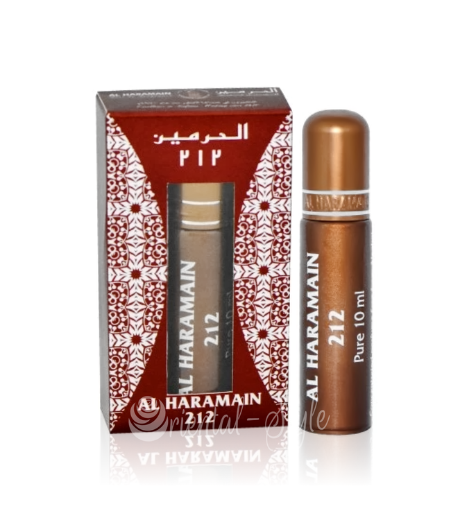 Al Haramain Concentrated Perfume Oil 212 - Perfume free from alcohol