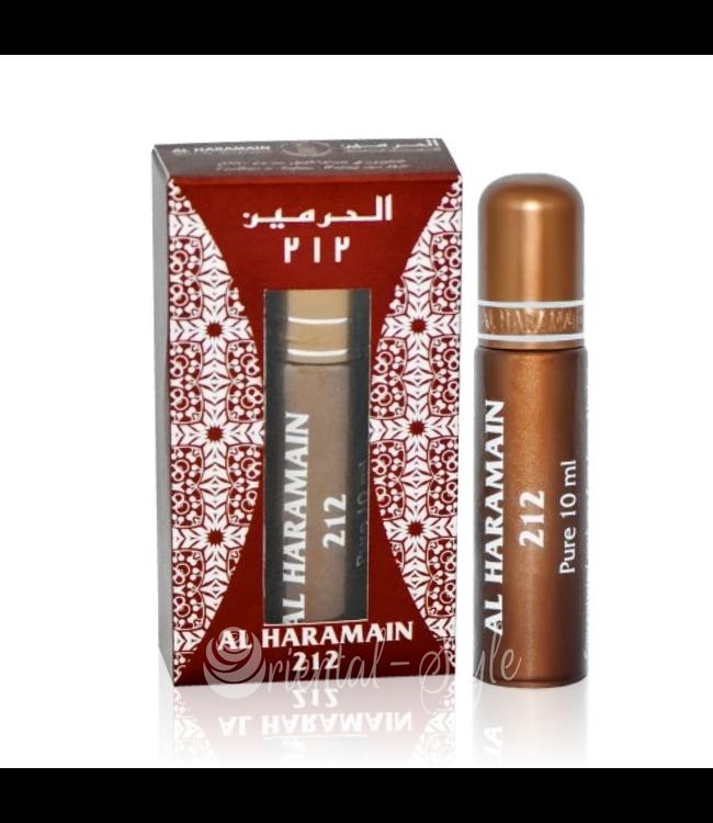 Al Haramain Konzentriertes Parfümöl 212 - Parfüm ohne Alkohol