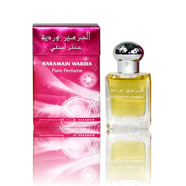 Al Haramain Parfümöl Wardia von Al Haramain 15ml