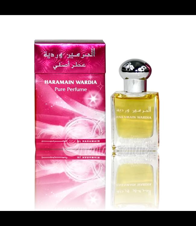 Al Haramain Konzentriertes Parfümöl Wardia - Parfüm ohne Alkohol