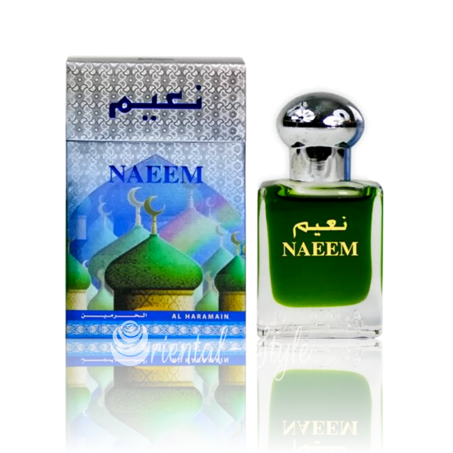 Al Haramain Perfume oil Naeem by Al Haramain 15ml