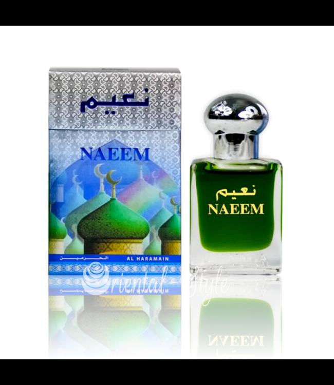 Al Haramain Konzentriertes Parfümöl Naeem - Parfüm ohne Alkohol