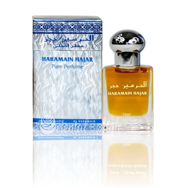 Al Haramain Haramain Perfume oil Hajar 15ml
