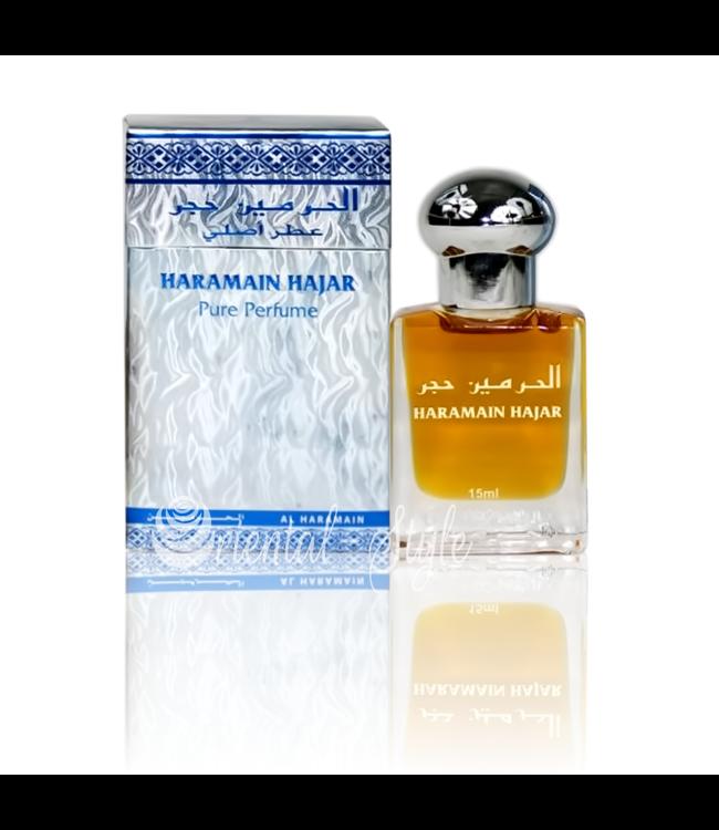 Al Haramain Konzentriertes Parfümöl Hajar - Parfüm ohne Alkohol