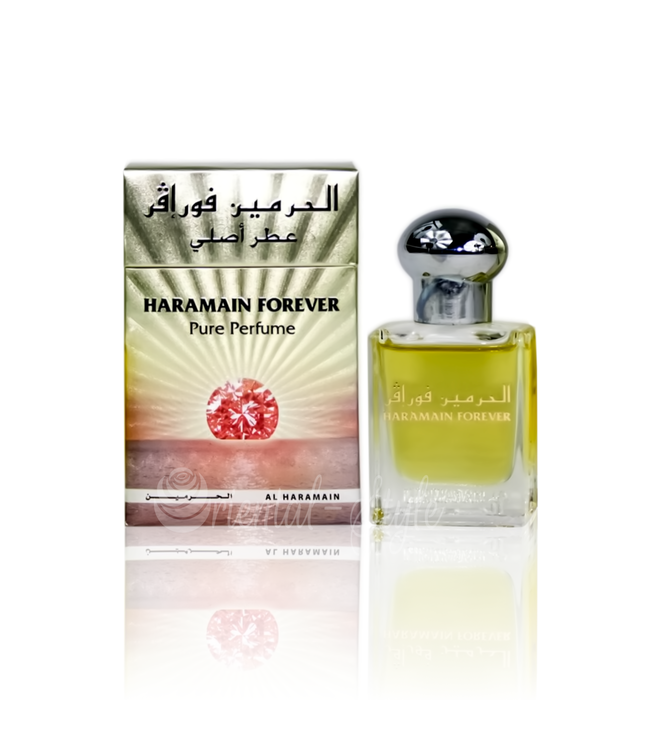 Al Haramain Concentrated Perfume Oil Forever - Perfume free from alcohol