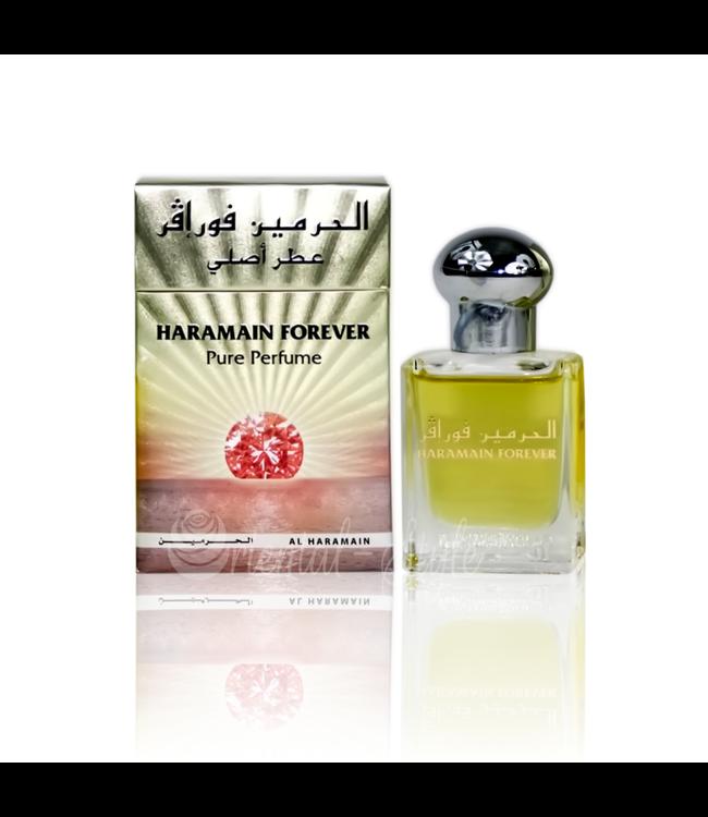 Al Haramain Konzentriertes Parfümöl Forever - Parfüm ohne Alkohol