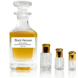 Swiss Arabian Perfume Oil Black Heaven Swiss Arabian