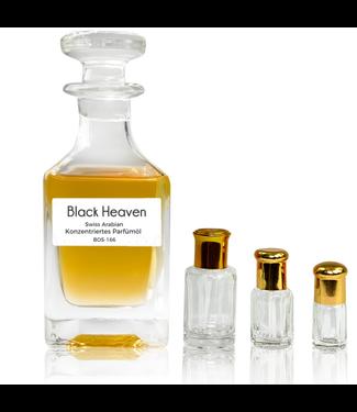 Swiss Arabian Parfümöl Black Heaven Swiss Arabian