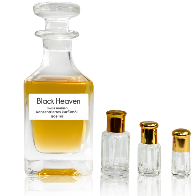 Swiss Arabian Perfume Oil Black Heaven Swiss Arabian