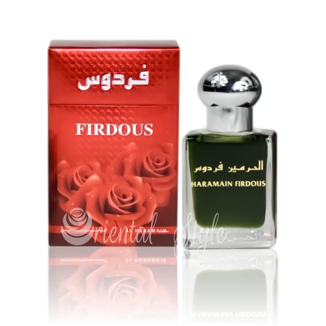 Al Haramain Parfümöl Firdous von Al Haramain 15ml