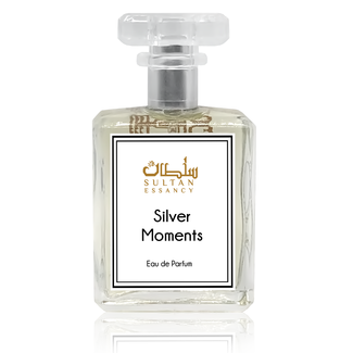 Sultan Essancy Silver Moments Eau de Perfume Spray Sultan Essancy