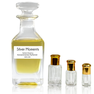 Sultan Essancy Perfume Oil Silver Moments by Sultan Essancy