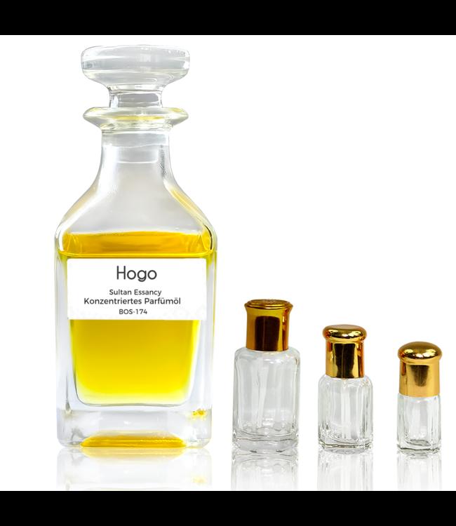 Parfümöl Hogo von Sultan Essancy - Parfüm ohne Alkohol