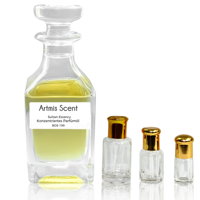 Sultan Essancy Perfume oil Scent Artmis by Sultan Essancy
