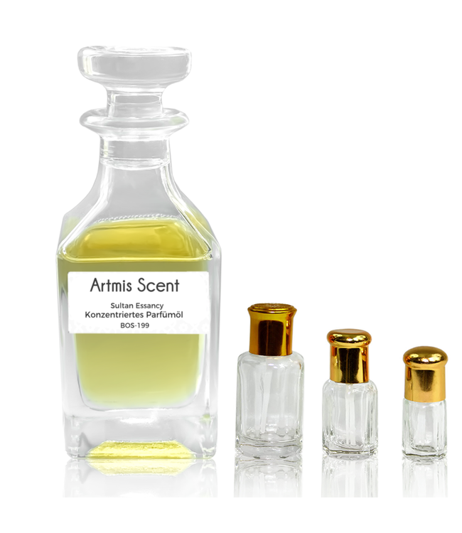 Konzentriertes Parfümöl Artmis Scent - Parfüm ohne Alkohol