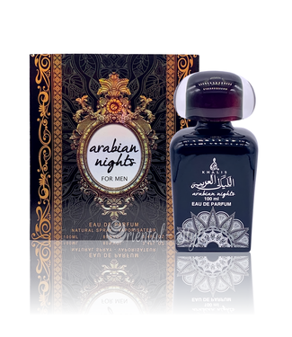 Khalis Arabian Nights Men Eau de Parfum 100ml