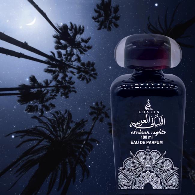 Parfüm Arabian Nights Men Eau de Parfum von Khalis