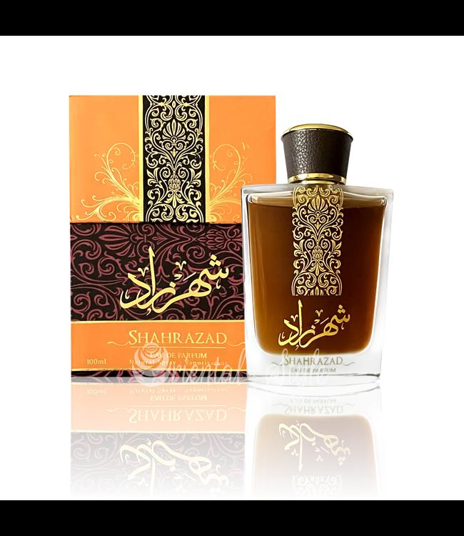 Lattafa Perfumes Parfüm Shahrazad Lattafa Eau de Parfum 100ml