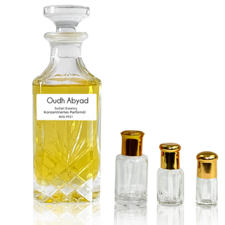 Sultan Essancy Perfume oil Oudh Abyad Sultan Essancy