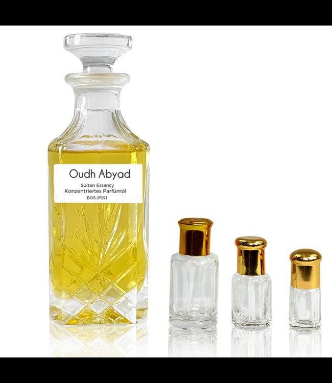 Sultan Essancy Parfümöl Oudh Abyad - Attar Parfüm ohne Alkohol