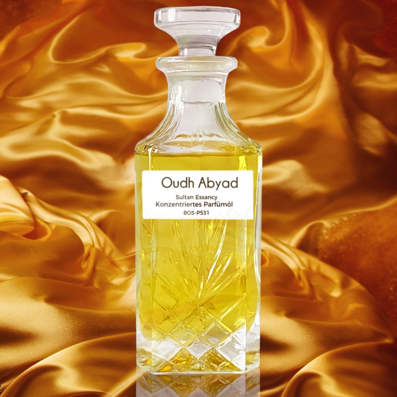 Parfümöl Oudh Abyad von Sultan Essancy