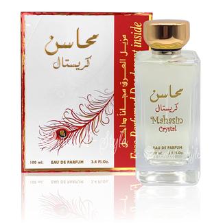 Ard Al Zaafaran Perfumes  Mahasin Crystal Eau de Parfum 100ml Ard Al Zaafaran