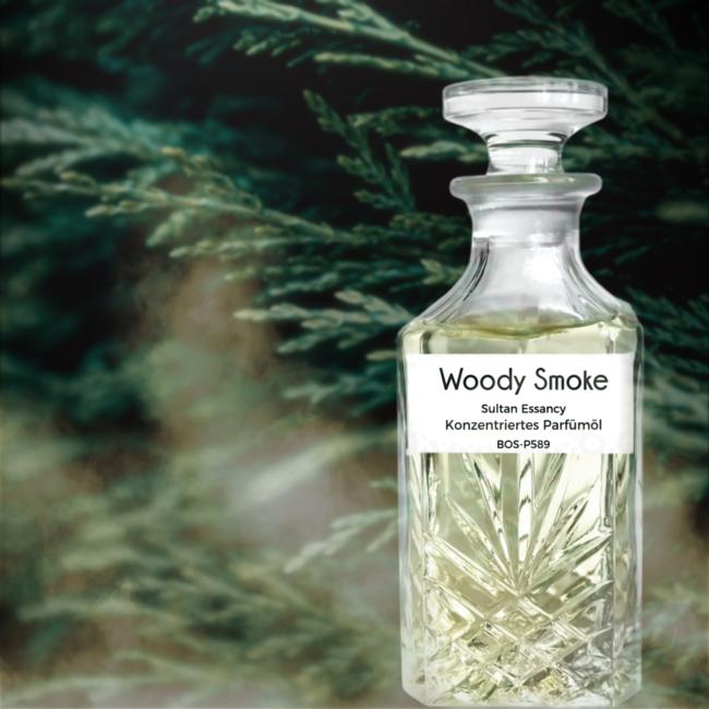 Parfümöl Woody Smoke von Sultan Essancy