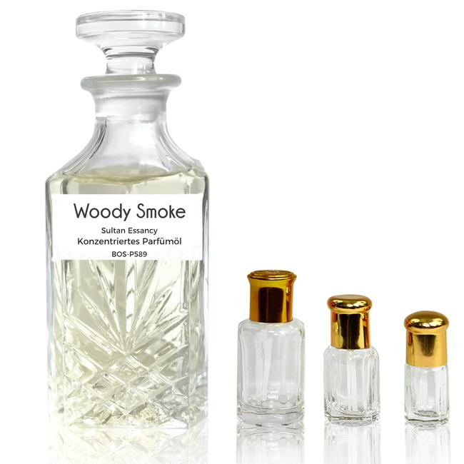 Sultan Essancy Parfümöl Woody Smoke Sultan Essancy