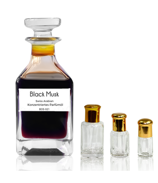 Swiss Arabian Parfümöl Black Musk von Swiss Arabian