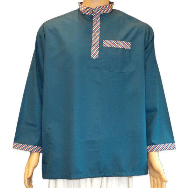 Hakim Yaka shirt - shirt with standing collar