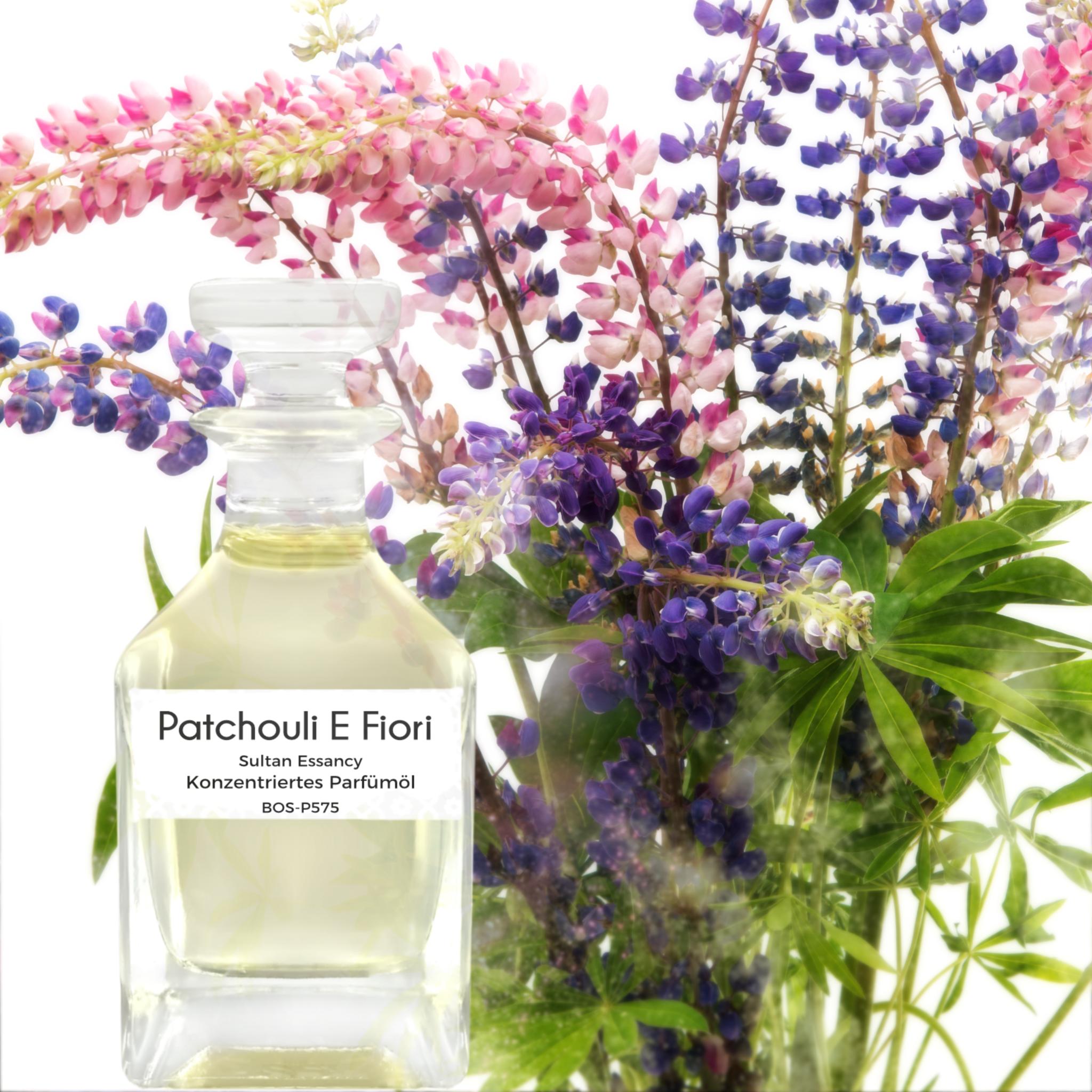 Parfümöl Patchouli E Fiori von Sultan Essancy