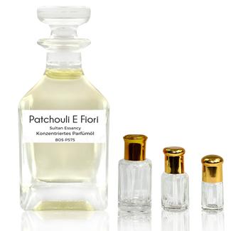 Sultan Essancy Perfume oil Patchouli E Fiori Sultan Essancy