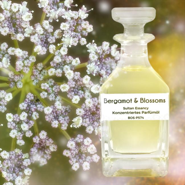 Parfümöl Bergamot & Blossoms von Sultan Essancy