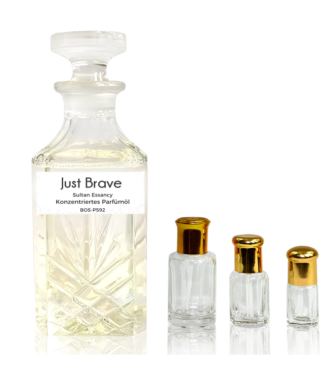 Sultan Essancy Perfume oil Just Brave Sultan Essancy
